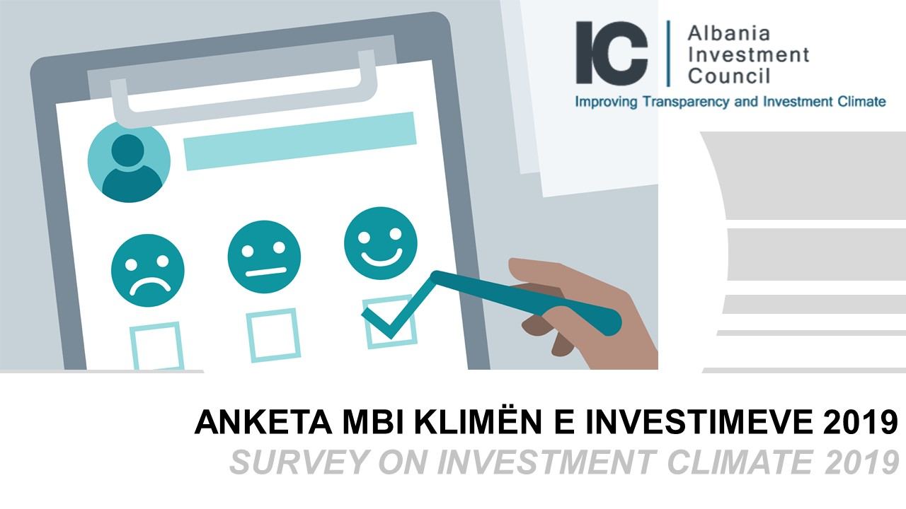 SURVEY ON INVESTMENT CLIMATE