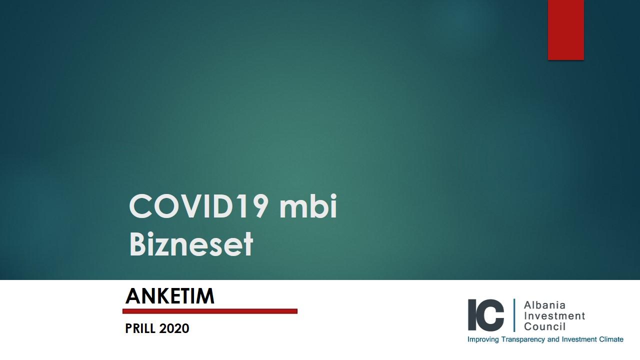 ANKETA – EFEKTET COVID19